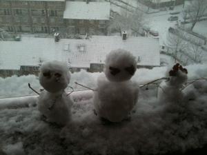 Snowman_london