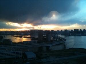 Rainnow_evening